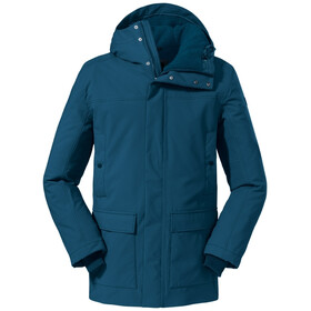 Schöffel Rotterdam Insulated Jacket Men, moonlit ocean